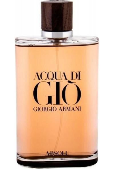 Giorgio Armani Acqua Di Gio Absolu Edp 200 Ml Erkek Parfüm