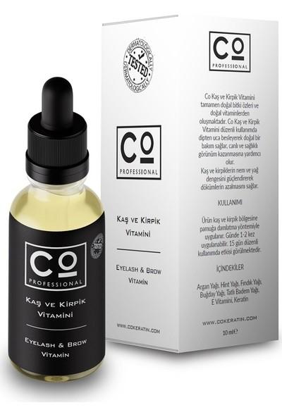 Co Professional Kaş Ve Kirpik Serumu 10Ml* Co Professional Eyebrow & Eyelash