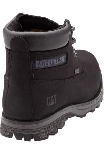 Caterpillar Waterproof Siyah Nubuk Erkek Bot