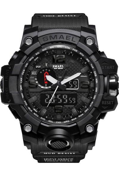 SMAEL 1545 Dijital Kol Saati Siyah