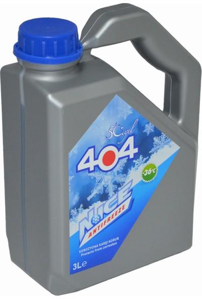 404 Antifriz Mavi 3 lt