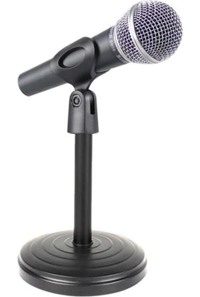 Kingma Taşınabilir Masaüstü Mikrofon Tutucu Stand