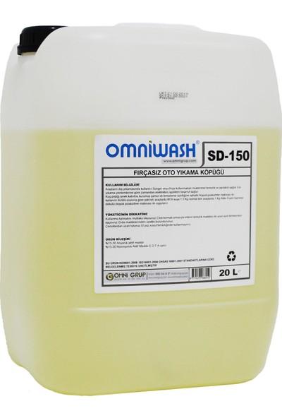 Omniwash SD-150 Fırçasız Oto Yıkama Köpüğü 23,3 kg