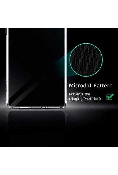 Quse Alcatel 3x 2019 Premium Şeffaf Silikon Kılıf