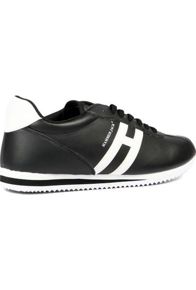 Hammer Jack Siyah-Beyaz Erkek Ayakkabı 102 20001-M