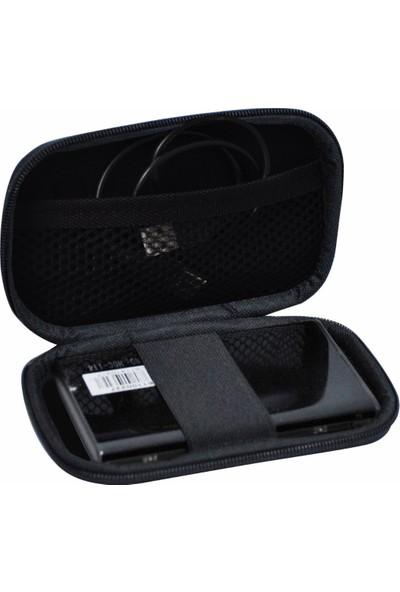 Classone HD2000 2,5 inç Hardisk Taşıma Çantası - Siyah