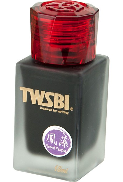 Twsbi 1791 Şişe Mürekkep Royal Purple 18ml M2531050
