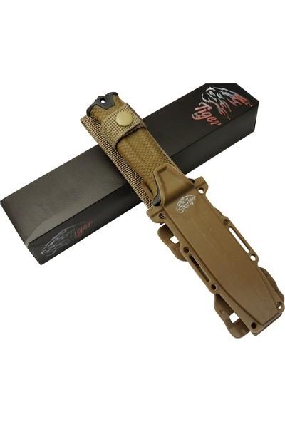 Colombia Tiger Tactical Bıçak