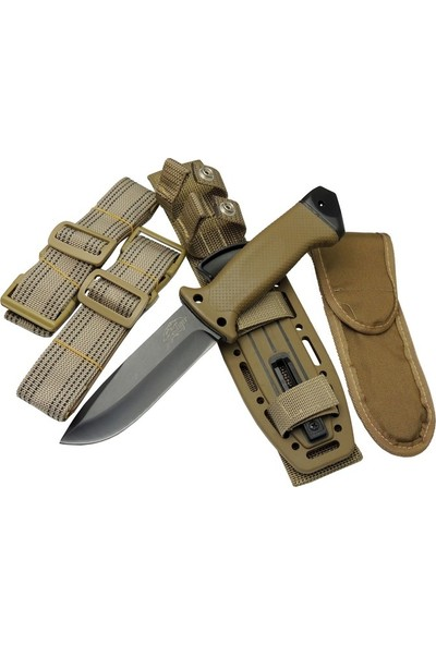 Colombia Tiger Lmf Iı Infantry Tactical Survival Knife