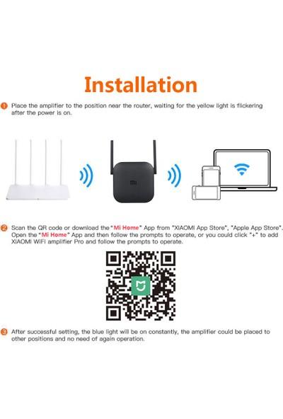 Xiaomi WiFi Amplifikatör (İthalatçı Garantili)