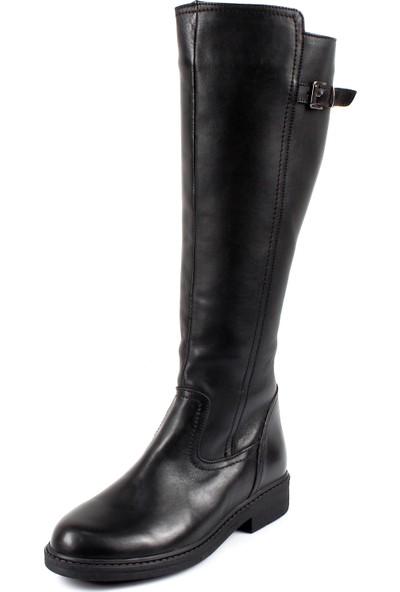 Gön Deri Kadın Çizme 44570