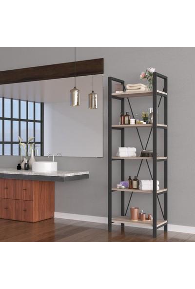 Wood House Cordoba Açelya Banyo Dolabı