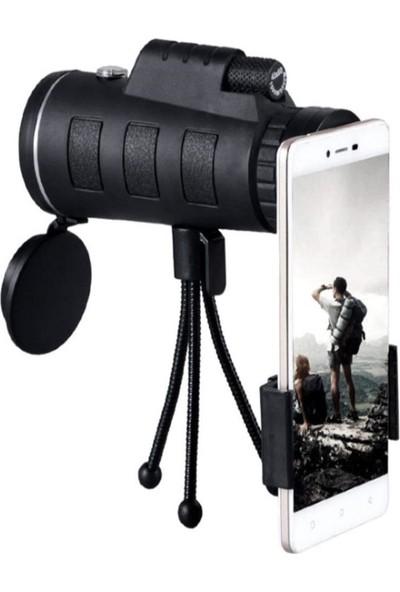 Havana Telefon Kamera Dürbün 40X Zoom Monoküler HD El Teleskopu