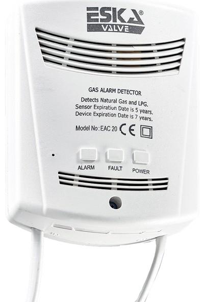 Eska Eac-20 Doğalgaz-Lpg Alarm Cihazı