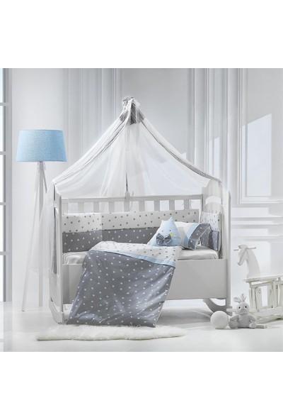 Momi Shop Nana Park Yatak Uyku Seti Mavi