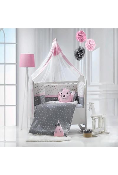 Momi Shop Nana Park Yatak Uyku Seti Pembe