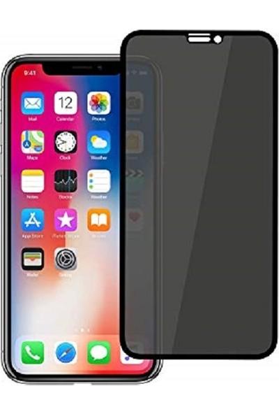 Kılıfreyonum Apple iPhone 11 Privacy Ekran Koruyucu Gizli Cam 5D Cam