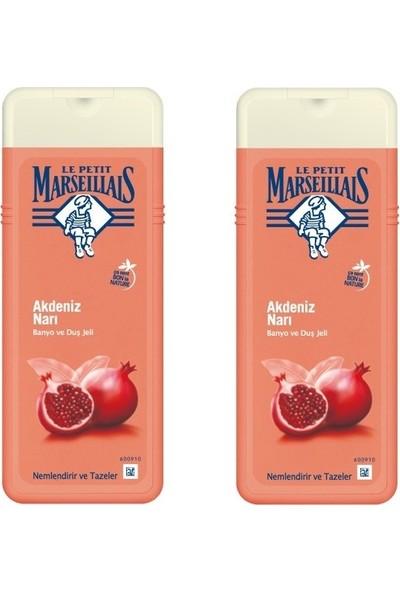 Le Petit Marseillais Akdeniz Narı Duş Jeli 400 ml 2'li