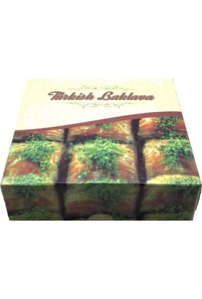 Kutu Dünyası Standart Baklava Kutusu 250 gr