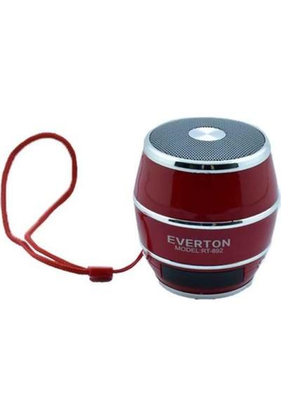 Everton Rt-892 Radyo Kırmızı