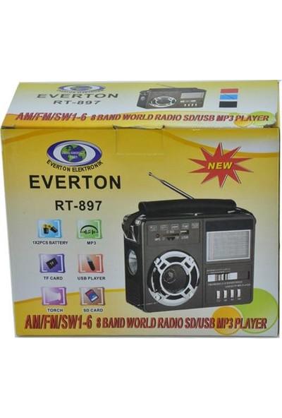 Everton Rt-897 Radyo Kırmızı