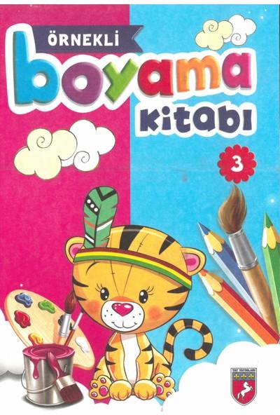 Örnekli Boyama Kitabı 10'lu Set
