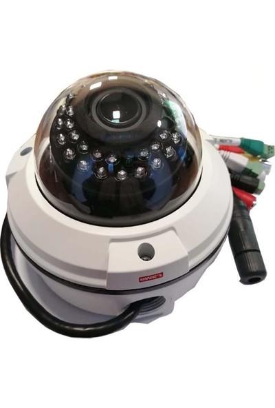 Besta Varifocal Dome Güvenlik Kamerası