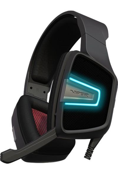 Patriot Viper V370 Headset RGB 7.1 Surround Oyuncu Kulaklık PV3707UMXK