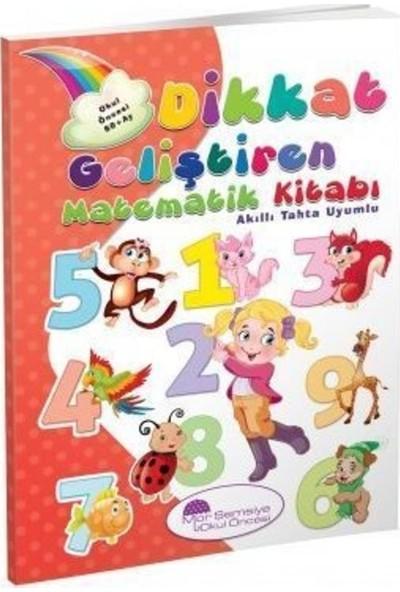 Dikkat Geliştiren Matematik Kitabı