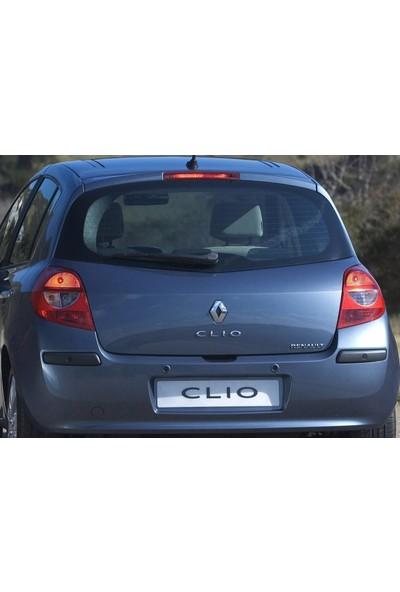 Otom Parçası Clio Yazısı (Arka Bagaj)