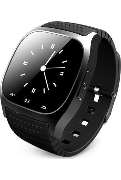 Smart Akıllı Saat - Siyah