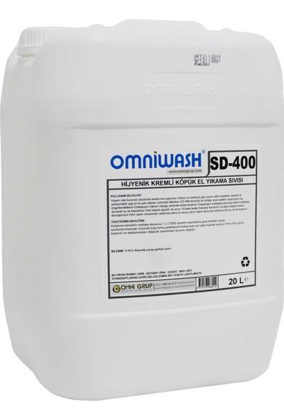Omniwash Köpük Sıvı El Sabunu 20 l SD-400