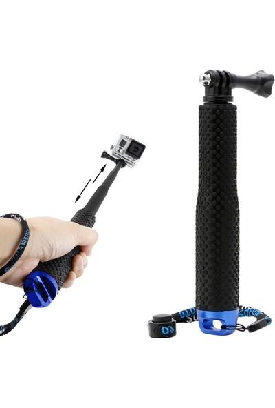 BUM Gopor Aksiyon Kamera Monopod Selfie Çubuğu