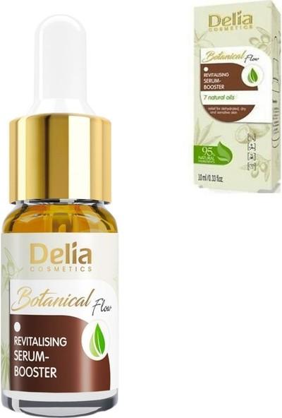Delia Botanical Organik Mucizevi Cilt Canlandırıcı Serum 10 ml