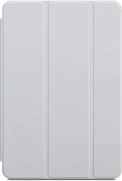 "Serhat Apple iPad Mini 4.Nesil 7.9"" Smart Case SlimFit Kılıf + Kalem + Sport Bluetooth Kulaklık + Şarj Kablosu A1538/A1550 Gri"