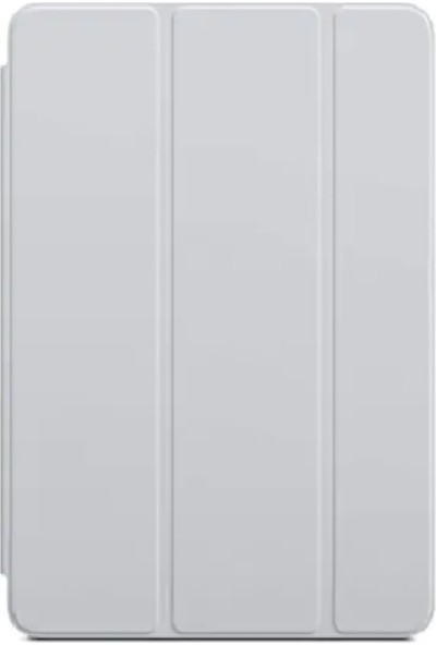 "Serhat Apple iPad Mini 5.Nesil 7.9"" Smart Case SlimFit Kılıf + Kalem + Sport Bluetooth Kulaklık + Şarj Kablosu A2124/A2125/A2126/A2133 Gri"