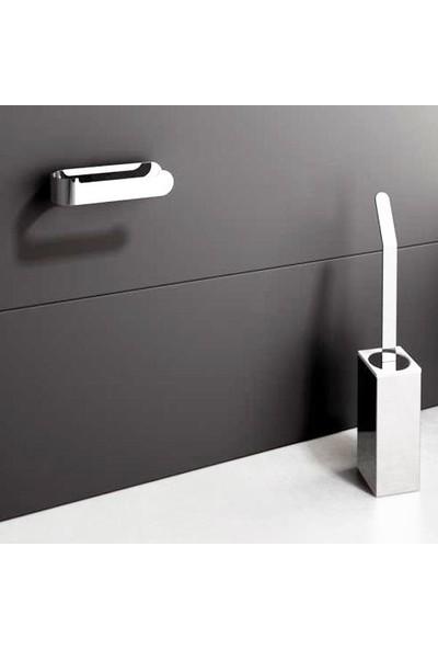 Soni̇a S5 Tuvalet Kağıtlık Yarı Açık Havluluk Parlak Paslanmaz Çelik