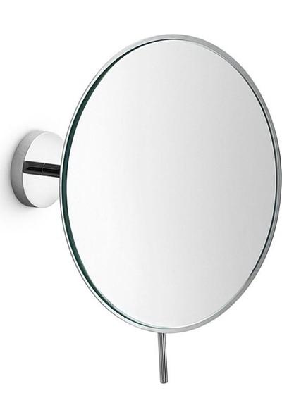 Lineabeta Makyaj Aynası 3X Büyüteçli Yuvarlak Krom 5596329