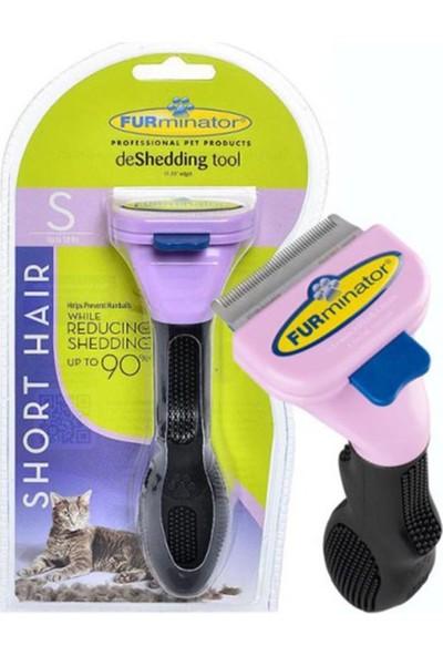 Furminator Short Hair Kısa Tüylü Kedi Tarağı