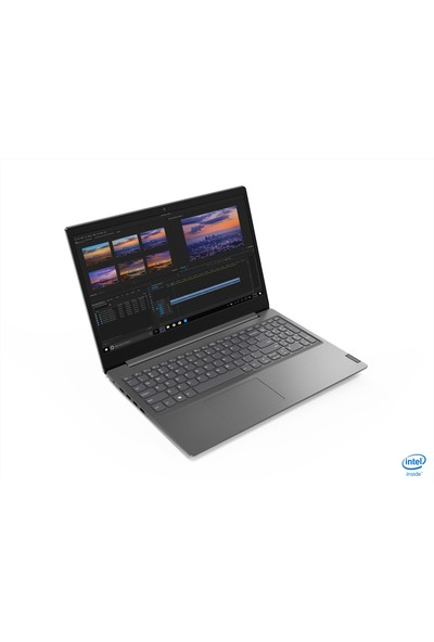"Lenovo V15-IWL Intel Core i7 8565U 8GB 256GB SSD 2 GB MX110 VGA Windows 10 15.6"" FHD Taşınabilir Bilgisayar 81YE0095TXW"
