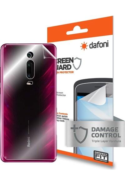Dafoni Xiaomi Mi 9T Darbe Emici Arka Gövde Koruyucu