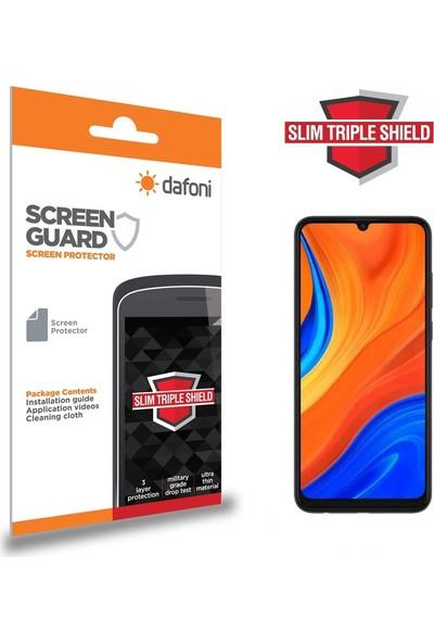 Dafoni Huawei Y6s 2019 Slim Triple Shield Ekran Koruyucu
