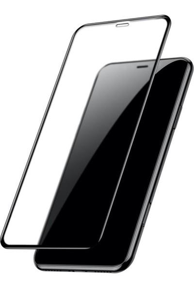 Pirigami Apple iPhone 11 Pro Max Ekran Koruyucu Mat Temperli Cam