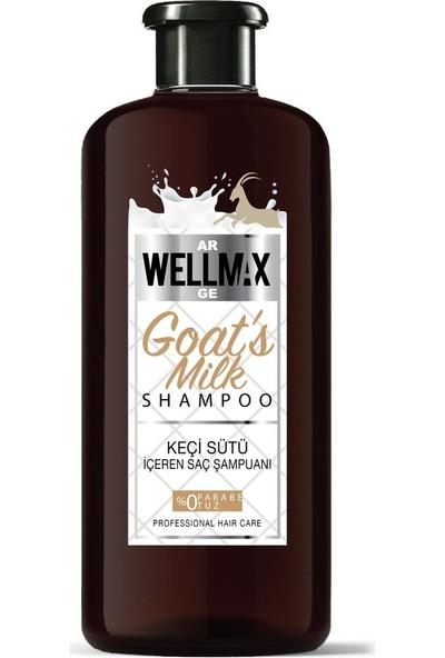 Wellmax Şampuan Yeni Formül Keçisütü Içeren 500ML