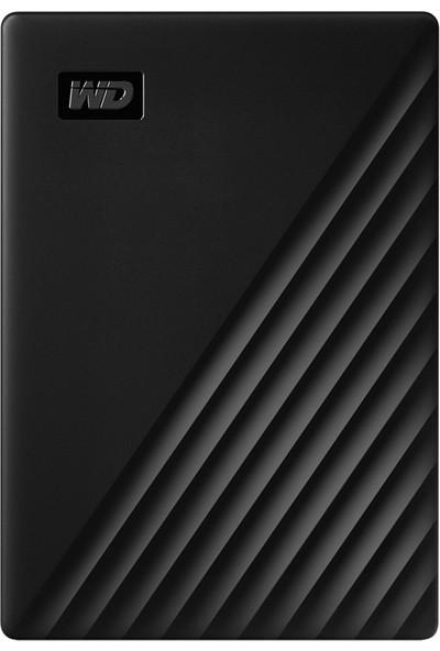 Wd My Passport 4tb 2.5 Inc USB 3.2 Siyah Taşınabilir Disk WDBPKJ0040BBK-WESN