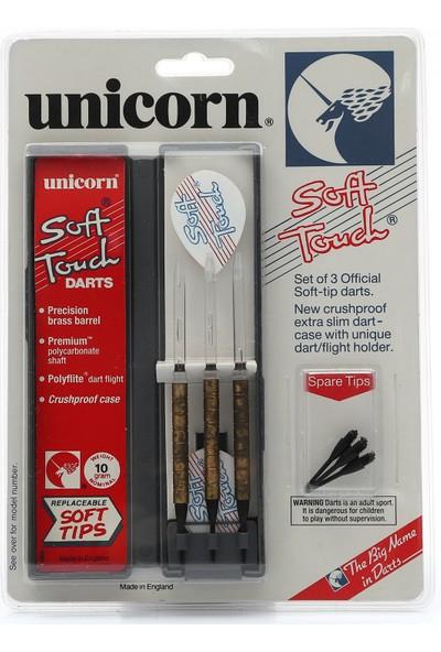 Unicorn Extra Slim Elektronik Dart Oku Seti 3'lü