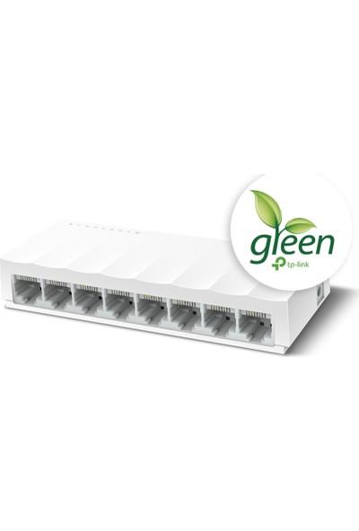 TP-Link LS1008 8-Port 10/100Mbps Masaüstü Switch