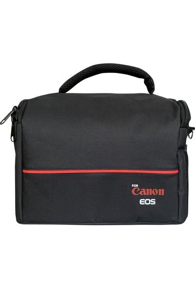 Canon Tüm Dslr Makinalar Için Kare Çanta