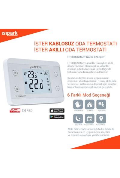 General HT300S Smart Kablosuz Oda Termostatı