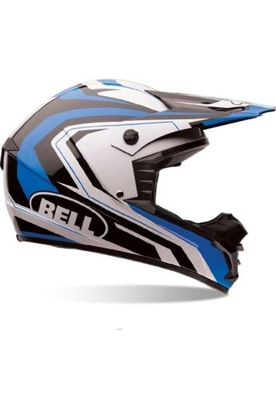 Bell Sx Kross Motosiklet Kaskı M